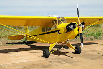 Photo: Piper J3C Cub - PU-JTM - São Carlos Airport-QSC/SDSC