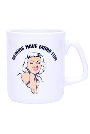 Mugg - Blonds have more fun