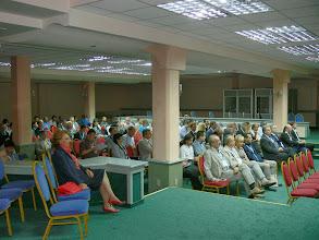 Photo: Opening ceremony