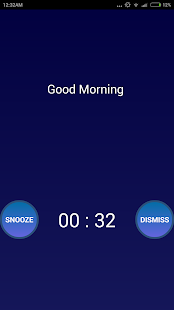 Video Alarm Clock- Video Waker- screenshot thumbnail