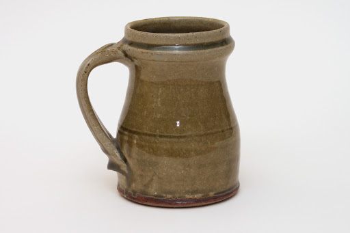 Mike Dodd Large Ceramic Tankard 012