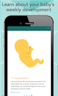 Download Ovia Pregnancy Tracker & Baby Countdown Calendar For PC Windows and Mac apk screenshot 6