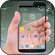 Transparent Screen Prank apk
