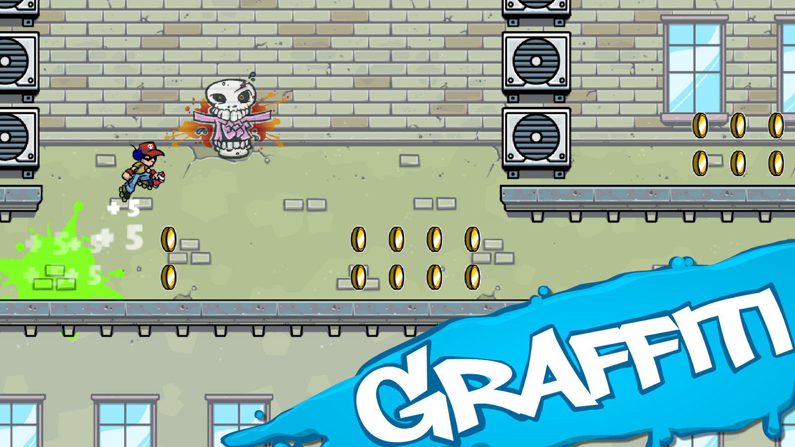 Graffiti Grinder- screenshot