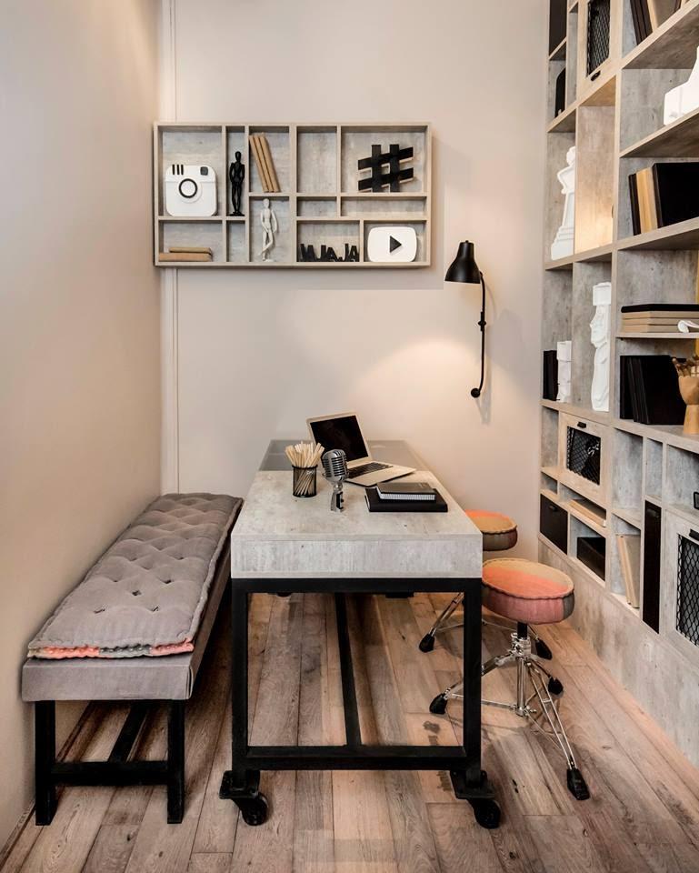 Casa FOA 2016: Monoambiente de un Youtuber - Sergio y Magalí Muchnik & Design Team