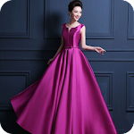 Long dress design 2017 Icon