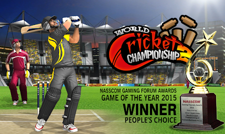 World Cricket Championship 2 1.2 screenshot 175622