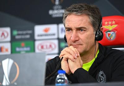 """Le Standard prêt à créer l'exploit à Benfica ? """"Jouer crânement notre chance"""""""