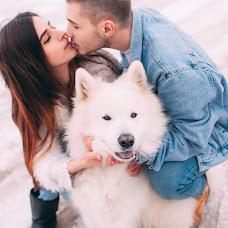 Wedding photographer Renata Odokienko (renata). Photo of 14.02.2018