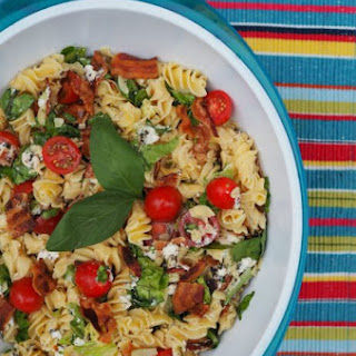 Creamy Pasta Salad Basil Recipes
