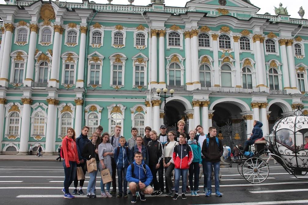 Выпускной в г. Санкт-Петербург