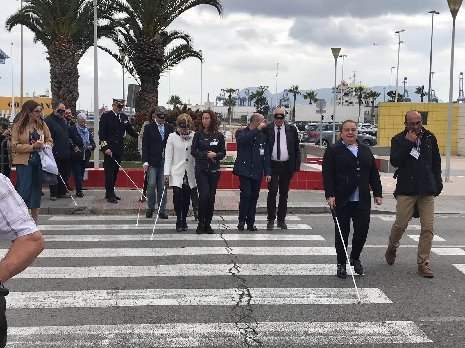 La Semana de la ONCE abre sus puertas a la sociedad con actos en Algeciras y La Línea
