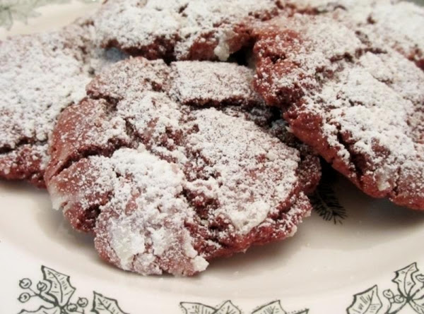 Awesome Red Velvet Cookies Recipe