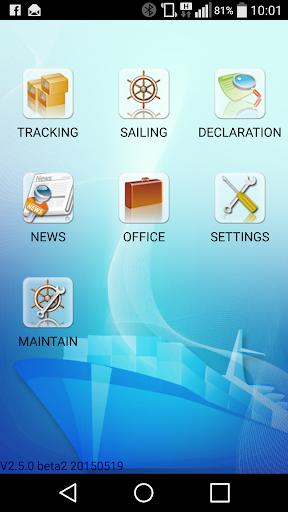 COSCON Mobile App