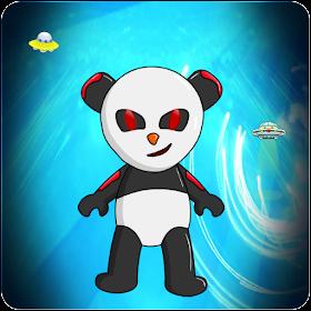 Alien Panda Attack