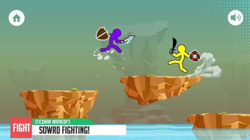 Supreme Stickman Battle Fight Warriors 2020 1.0 screenshots 3