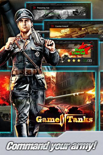 Game of Tanks