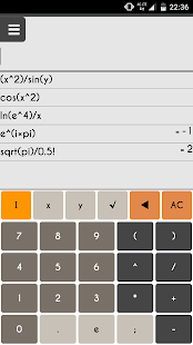 Scientific Calculator 3D Free- screenshot thumbnail