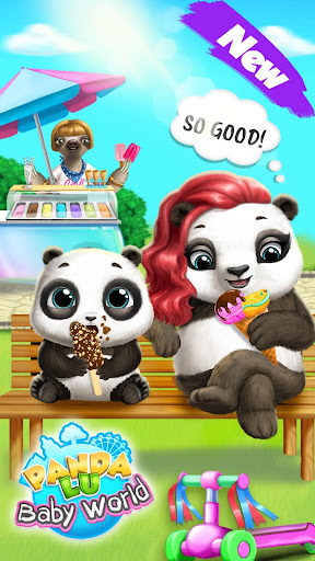 Panda Lu Baby Bear World - New Pet Care Adventure  screenshots EasyGameCheats.pro 1