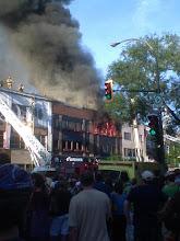 Photo: Flames and Smoke
