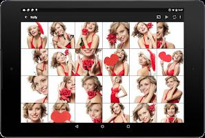 Screenshot of SkyFolio for OneDrive Photos
