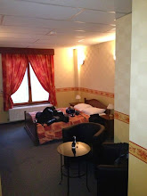 Photo: Hotelzimmer unweit der Rennstrecke