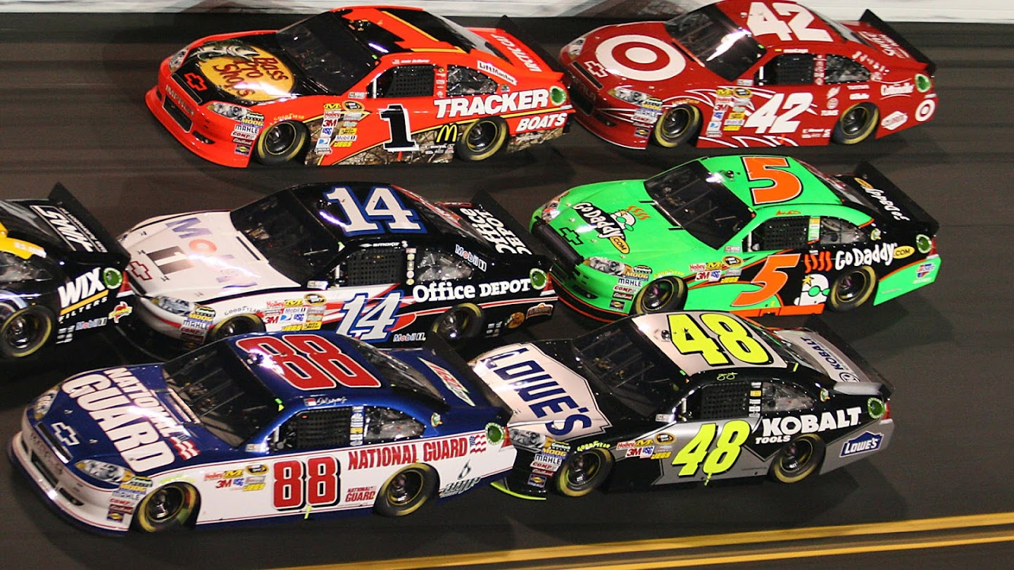 Watch NASCAR Racing live