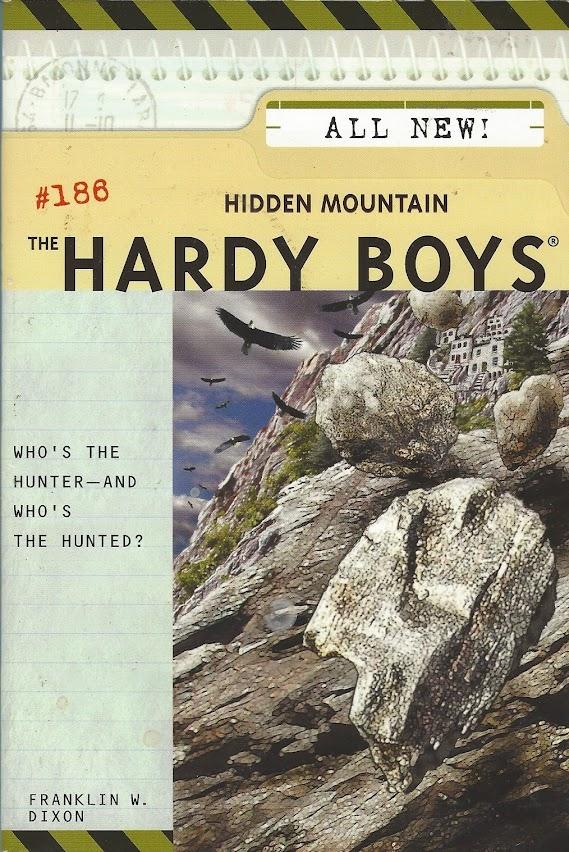 Hidden Mountain cover