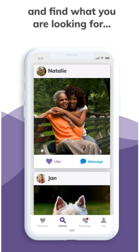 OurTime Dating for Singles 50+ 2.1.2 screenshots 4