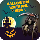Halloween Monster Super Match