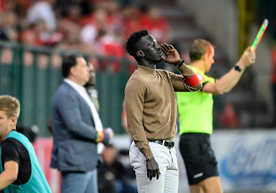 """Mbaye Leye avant Union-Standard: """"Une équipe historique qui nous attend de pied ferme"""""""