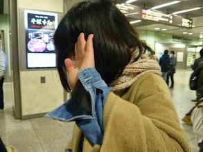 Photo: カメラ勘弁