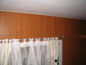Photo: El soporte trasero, se quedará sobre la ventana, no hay más remedio, este se verá.