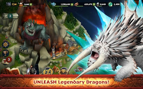 Dragons Rise of Berk MOD APK 1.55.14 5
