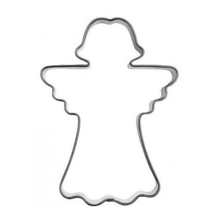 Kakform - Ängel, 7,5 cm