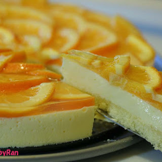 Orange Bavarian Cream