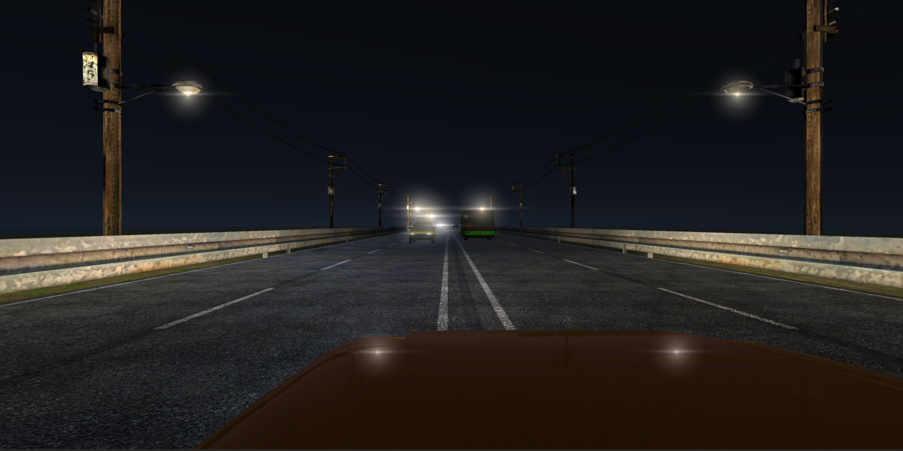 VR Racer - Highway Traffic 360- screenshot