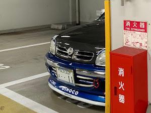 マーチ HK11 A# 平成11年式のカスタム事例画像 mineaniさんの2021年02月21日21:11の投稿