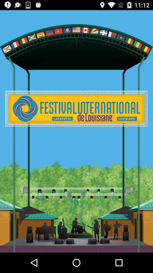 Festival International- screenshot