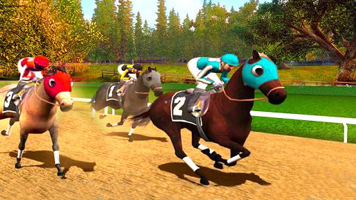 Horse Racing  : Derby Horse Racing game filehippodl screenshot 1