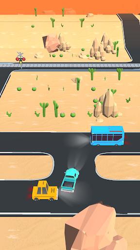 Télécharger Jam Highway - Reviens à la maison mod apk screenshots 4