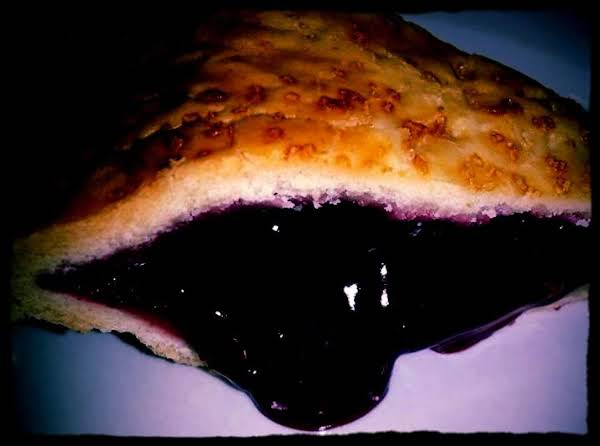 Anna's Easy Blueberry Pie Recipe