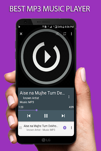 Mp3 Music Player (Equilizer) 1.3 screenshots 2