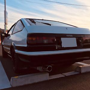 スプリンタートレノ AE86 GTV 前期のカスタム事例画像 かどさんの2018年11月25日17:07の投稿