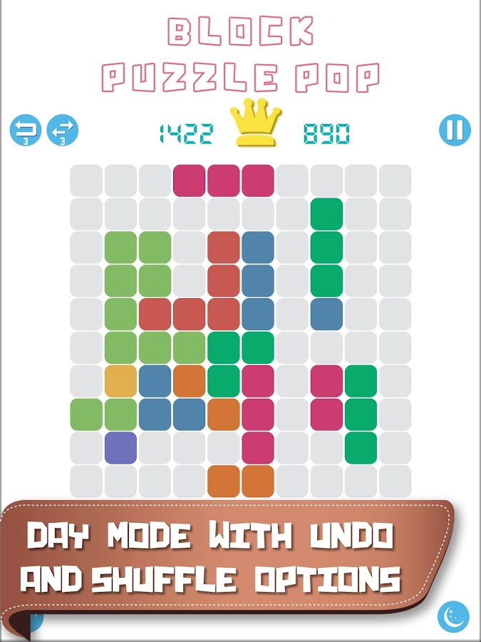 Block Puzzle Pop- screenshot
