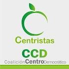 CCD Centristas. Partido político icon