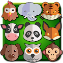 Animal Links: Pair Matching! icon
