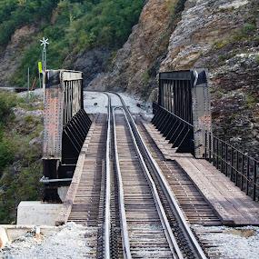 by Chai Hong Kang - Transportation Railway Tracks
