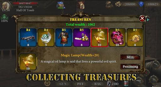 Dungeon Shooter : The Forgotten Temple apkdebit screenshots 7
