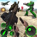 Real Robot Shooting Strike icon